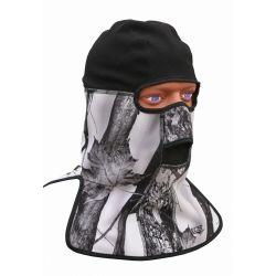 "Шлем-маска ""Снегоход"" (белый лес)"